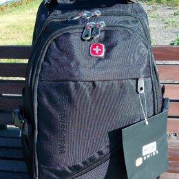 Рюкзаки - Рюкзак мужской черный с наушниками в подарок!, 0