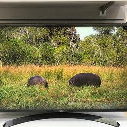 DVD и Blu-ray плееры - Телевизор LG 43UJ634V, 0