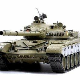 Радиоуправляемые игрушки - Радиоуправляемый танк Heng Long T-72 Original V6.0 2.4G 1/16 RTR, 0