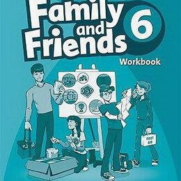 Обучающие плакаты - Family and Friends 6 Workbook, 0