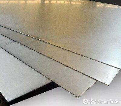 Лист титановый 8х1000х2000 мм ВТ1 ОСТ 1 90218-76 по цене 1150₽ - Металлопрокат, фото 0
