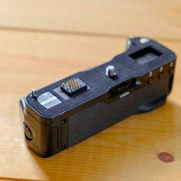 Аккумуляторы и зарядные устройства - Батарейная ручка для Fujifilm X-T1, 0