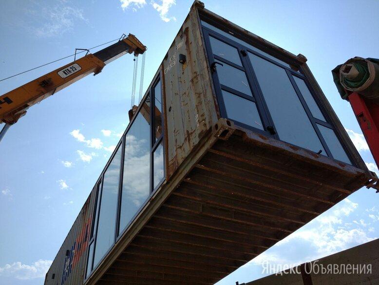 Погрузка модульного здания по цене 1550000₽ - Готовые строения, фото 0