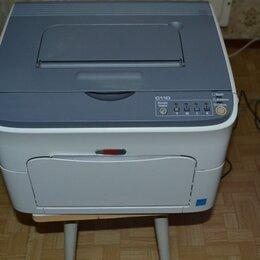 Принтеры и МФУ - Лазерный цветной принтер OKI C110, 0
