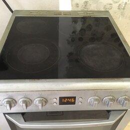 Плиты и варочные панели - Электроплита веко cse66300g, 0