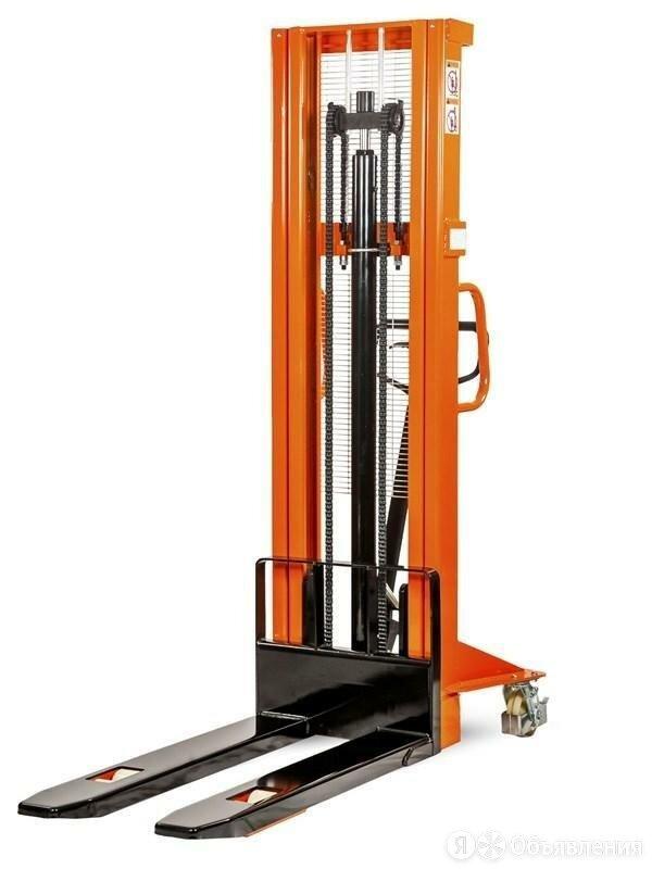 Штабелер ручной гидравлический TOR 1.5TX1.6M SDJ1516 по цене 68417₽ - Прочие станки, фото 0