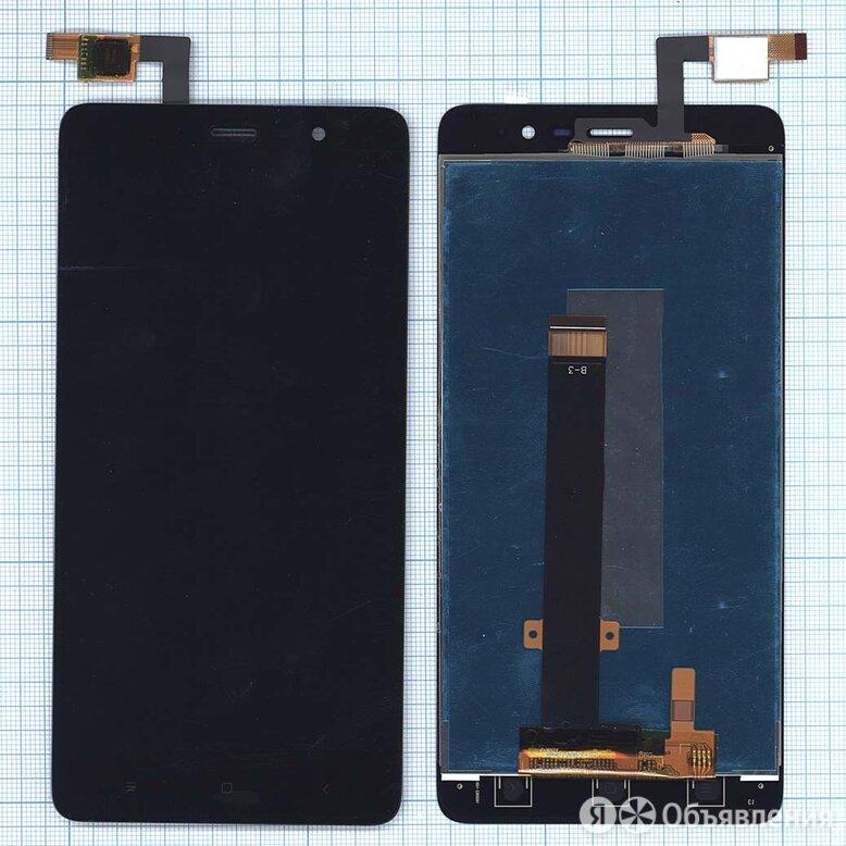 Модуль (матрица + тачскрин) для Xiaomi Redmi Note 3/Note 3 Pro черный по цене 1329₽ - Дисплеи и тачскрины, фото 0