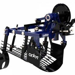 Навесное оборудование - Картофелекопалка грохотная СКАУТ PH-2 для мотоблока или минитрактора, 0