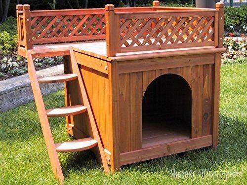Вольеры и будки для собак по цене 5000₽ - Клетки, вольеры, будки , фото 0