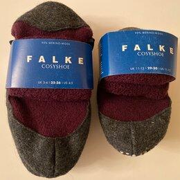 Носки - Falke новые носки тапочки, 0