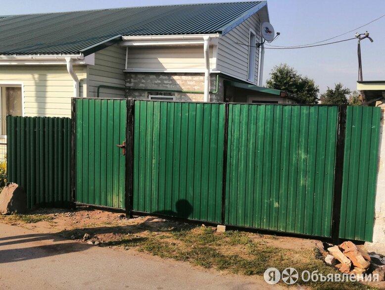 Заборы в Рязани по цене 2000₽ - Заборы, ворота и элементы, фото 0