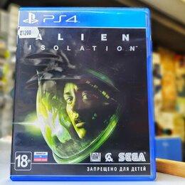 Игры для приставок и ПК - Alien Isolation PlayStation 4 б.у, 0