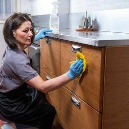 Бытовые услуги - Клининг уборка квартир, 0