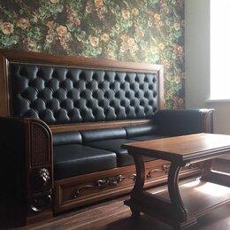 Дизайн, изготовление и реставрация товаров - Мебель из массива, 0