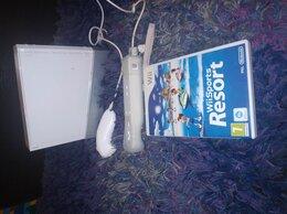 Игровые приставки - Nintendo Wii с джойстик имеется два диска.С…, 0