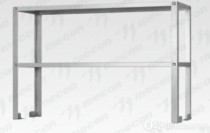 "Полка-надстройка настольная ПННн - 800*300*800 ""Norma Inox"", нерж.,... по цене 9714₽ - Кровати, фото 0"