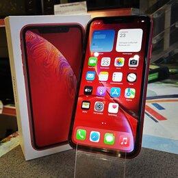 Мобильные телефоны - Телефон IPhone xr 64 gd RU/A, 0