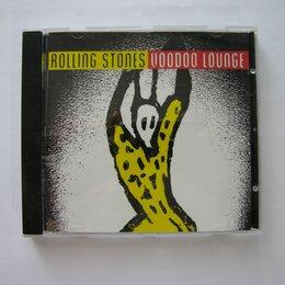 Музыкальные CD и аудиокассеты - The Rolling Stones Voodoo Lounge 1994 фирменный диск, 0