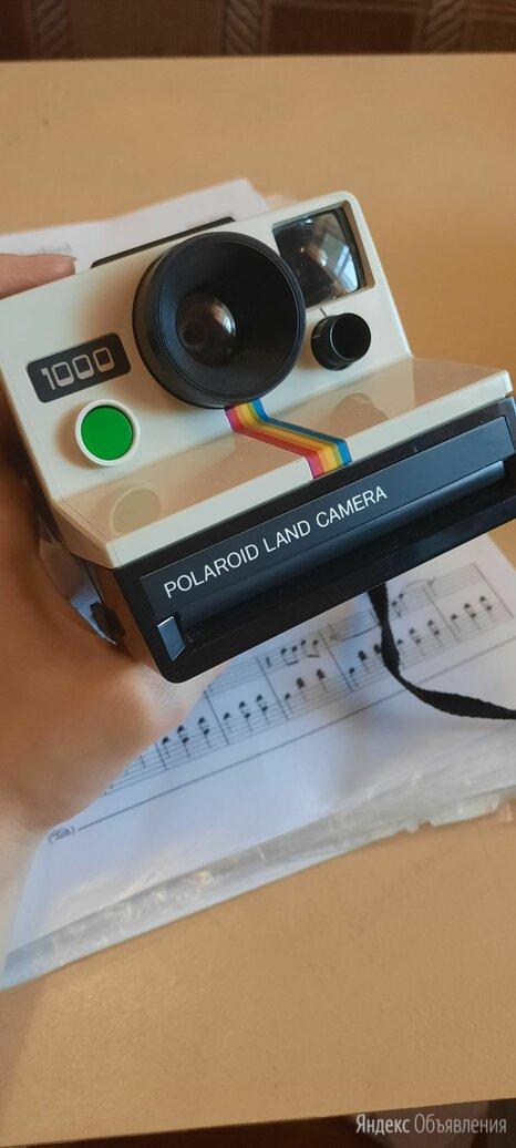 Фотокамера polaroid land camera sx70 по цене 3000₽ - Фотоаппараты моментальной печати, фото 0