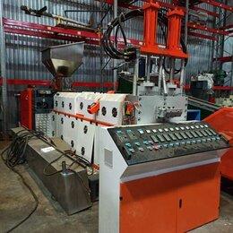 Производственно-техническое оборудование - Гранулятор однокаскадный для дробленки и агломерата 300 кг/ч, 0