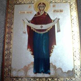 Иконы - Икона покрова пресвятой богородицы оригинал, 0