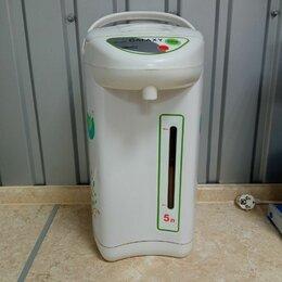 Электрочайники и термопоты - Чайник термопот электрический 5л, 0