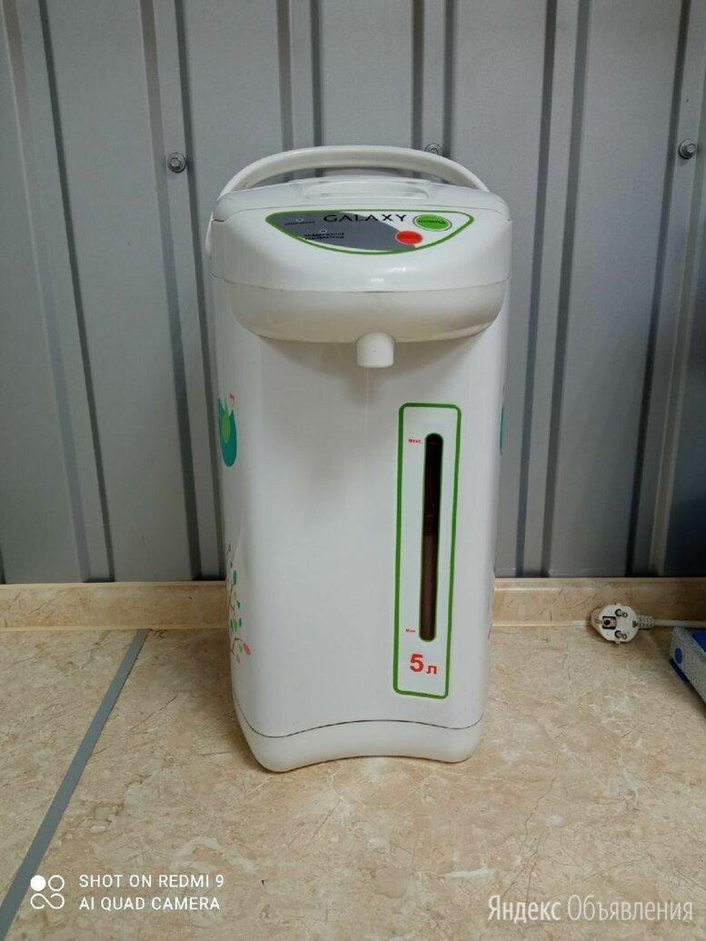 Чайник термопот электрический 5л по цене 1600₽ - Электрочайники и термопоты, фото 0