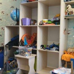 Стеллажи и этажерки - стеллаж для игрушек , 0