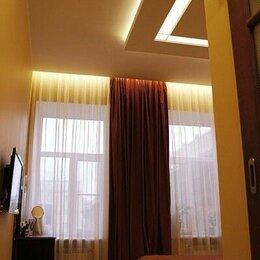 Потолки и комплектующие - Натяжные потолки со скрытым карнизом установка в Москве и МО, 0