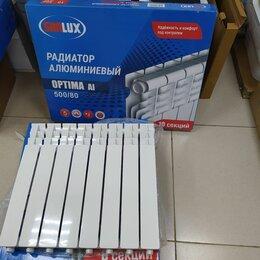 Радиаторы - Радиатор SanLux алюм / биметалл, 0