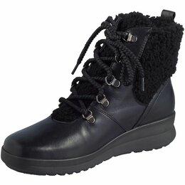 Ботинки - Ботинки ортопедические с нат.мехом, новые, 0