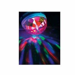 Аппараты для маникюра и педикюра - Дисколампа светодиодная с MP3 КОСМОС KOCNL-EL145_music, 0