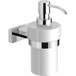 Мыльницы, стаканы и дозаторы - Диспенсер к стене LANGBERGER 10921A, 0