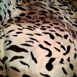 Пледы и покрывала - плед под шкуру тигра, 0