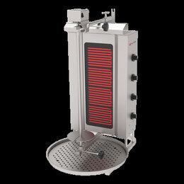 Электрические грили и шашлычницы - Гриль для шаурмы TATRA TDM E 4T (Турция), 0
