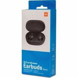 Наушники и Bluetooth-гарнитуры - Новые беспроводные наушники Earbuds Basic, 0