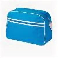 Дорожные и спортивные сумки - Сумка на плечо Sacramento, аква/белый, 0