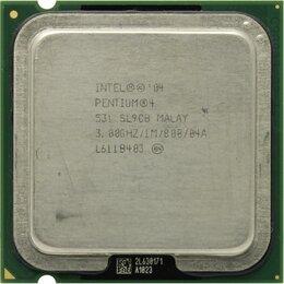 Процессоры (CPU) - Процессор Socket 775 Intel Pentium 4 531, 0