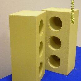 """Кирпич - Кирпич силикатный лицевой 250х120х88 """" желтый лицевой, 0"""