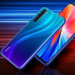 Мобильные телефоны - Смартфон Xiaomi Redmi Note 8 2021 4/128GB (синий), 0