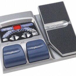 Процессоры и педали эффектов - Гитарный процессор Digitech RP80, 0
