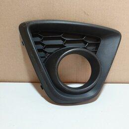 Кузовные запчасти - Рамка противотуманной фары правой Mazda CX-5 2011-2017, 0