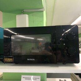 Микроволновые печи - Микроволновая печь Winia DSL-5W0BW, 0