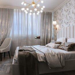 Диваны и кушетки - Дизайн-проект спальни в стиле арт-деко, 0
