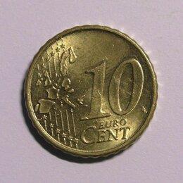 Монеты - 10 евроцентов (Австрия), 0