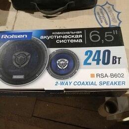 Акустические системы - Автомобильная акустика rolsen rsa-b602, 0