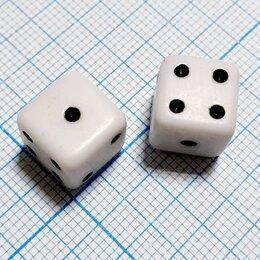 Настольные игры - Кости игральные кубики зары зарики: цена за пару, 0