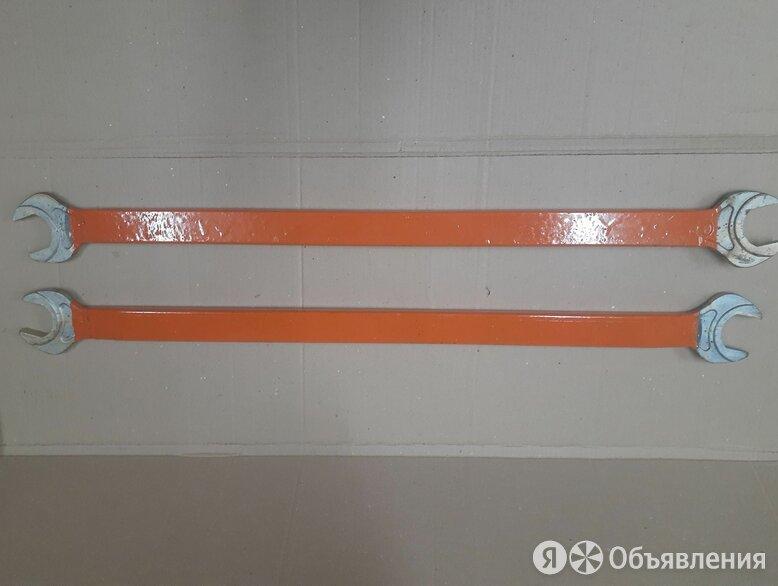 Ключи путевые стыковые 36 и 41 по цене 920₽ - Рожковые, накидные, комбинированные ключи, фото 0