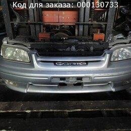 Модели - Nose cut на Toyota Carib AE114 13-43 серебро, 0