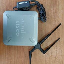 Оборудование Wi-Fi и Bluetooth - Точка доступа Cisco WAP4410N POE, 0